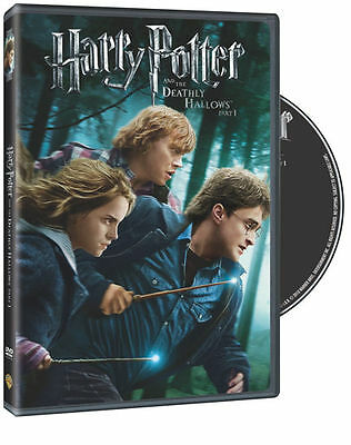 Harry Potter and the Deathly Hallows, Part 1 (DVD, 2010)