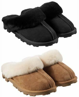 Kirkland Signature Ladies Shearling Slippers. Pick Your Size & Color
