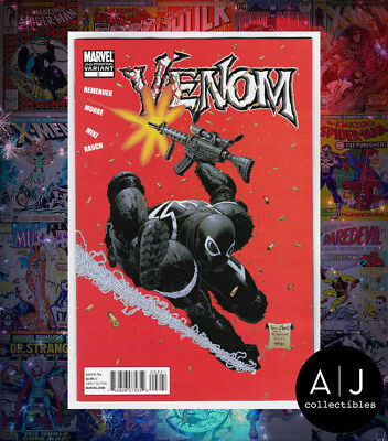 Venom #2 (Marvel) VF! HIGH RES SCANS! 2nd Print Variant!