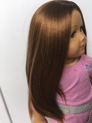 Wig For American Girl Doll( Straight)