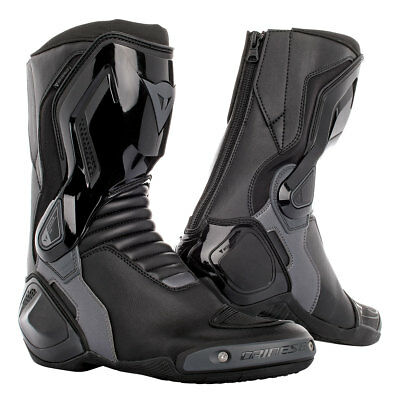Dainese Nexus D-WP Black / Anthracite Moto Motorcycle Sports Boots | All Sizes