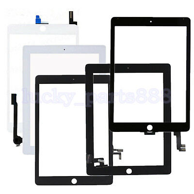 For iPad 2/ 3/ 4 /5丨Air 1/2丨/ Mini 1/ 2 /3 /4 Touch Digitizer Screen Glass Parts