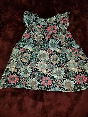 Oshkosh floral tunic  dress size 6t