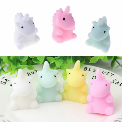 Unicorn Animals Squeeze Toys Stress Relief Doll Venting Ball Anti-Stress Gifts