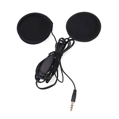 Motorcycle Helmet Audio Stereo Headset MP3 Earphone Speaker Interphone Headphone