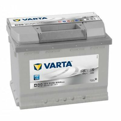 VARTA Starter Battery SILVER dynamic 5634010613162