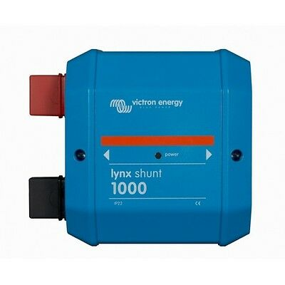 Lynx Shunt VE.Can 1000A Victron Enegy protection solaire