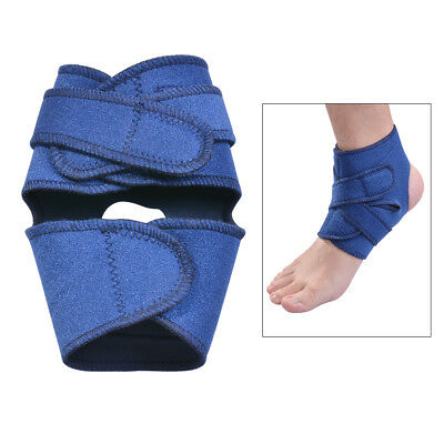 Ankle Support Pain Ease Compression Strap Tendon Brace Sprain Protector MT571