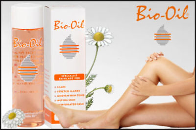 Bio Oil Purcellin 60ml (2oz) Skincare for Stretch Mark Scar Uneven Skin Tone FS