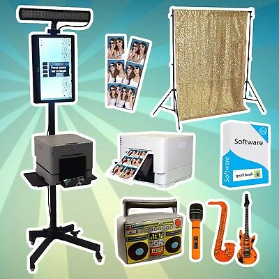 NEW Portable Photobooth, Photo Booth for SELL  - Complete Photo Booth system