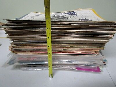 VINTAGE 1920's/ 30's/40's/50's POP- POPULAR SHEET MUSIC LOT- 350 SHEETS/PCS HUGE