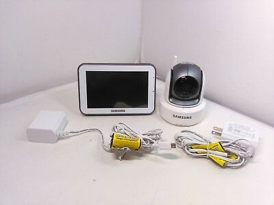 "Samsung SEW-3043WN 5.0"" Wireless Touch Screen Baby Monitor 7749-W68"