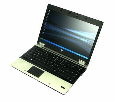 HP EliteBook 8440p Intel Core i5 M 2.4GHz 4GB 120GB DVD+/-RW WEBCAM
