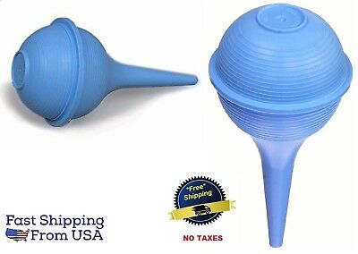 Baby Nasal Aspirator Nose Cleaner Suction Hospital Grade Kids Vacuum Mucus 2 Oz
