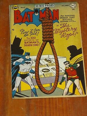Batman Comics No. 67 (1951)