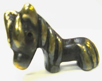Solid Brass Pony - Original Collectible - Hand Made in Austria