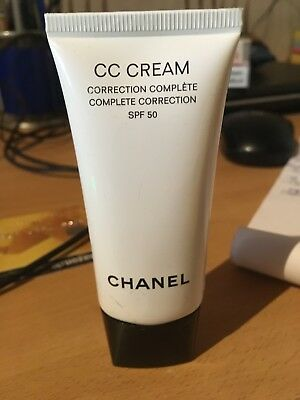 Chanel CC Cream Correction Complete SPF 50 Beige NP 60€