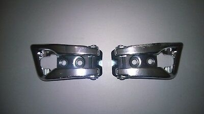 VALO V13 Chrome Replacement Buckle Kit Pair For TV3 VA1 VXS Thee AB EB Roces M12