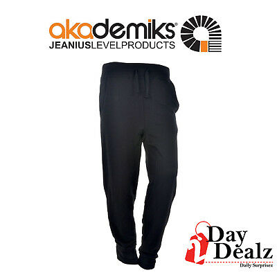 3dcd253e9b9408 New Akademiks Men's Flatland French Terry Athletic Jogger Pants Sweats  A35Sp04