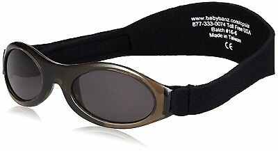 Baby BanZ: Adventure BanZ - Baby: Midnight Black | 100% UV Protection | Age: 0-2