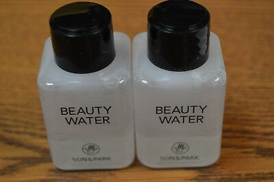 2x Son & Park Beauty Water Facial Toner ~ 30ml x 2 ~ Sealed Ipsy