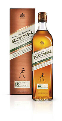 Johnnie Walker Select Casks Rye Cask Finish Scotch Whisky 700ml