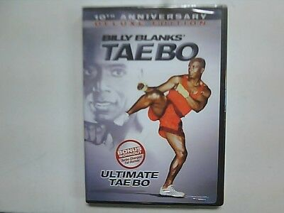 Billy Blanks: Ultimate Tae Bo 10th Anniversary Deluxe Edition: New DVD