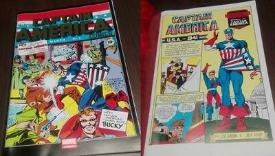 Captain America    Comic In Spanish  From 2017 Num 01 45 Pages