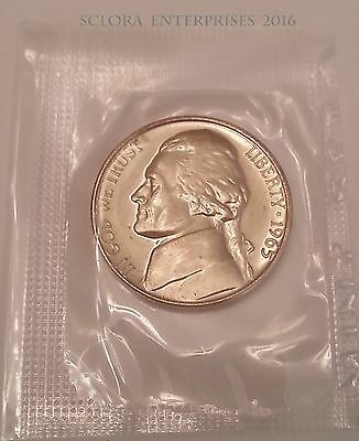 1965 P Jefferson Nickel  *SPECIAL MINT SET (SMS) UNCIRCULATED*  **FREE SHIPPING