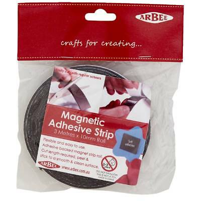 NEW Arbee Magnetic Adhesive Strip By Spotlight