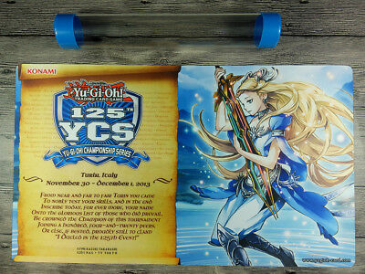 YuGiOh 125 YCS Lady Of The Lake TCG Custom Playmat Free High Quality Tube