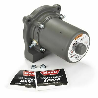 WARN 89550 Replacement Winch Motor for Vantage 2000 ATV Winch