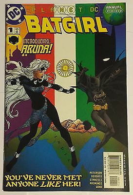 Batgirl Annual #1 (Aug 2000, DC) FN/VF Condition Planet DC