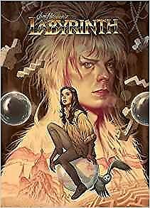 Jim Henson's Labyrinth Artist Tribute Hardcover