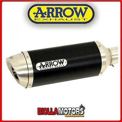 71817Aon Scarico Arrow Street Thunder Yamaha Mt-07 2015 Dark/inox