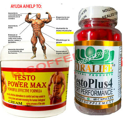 MAX LOAD, MAX Stamina, Max Testosterone By MD Science Labs All 3