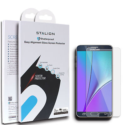 Stalion® Shield Premium Screen Protector for Samsung Galaxy Note 5 LOT OF 100