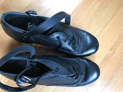 Feis Fayre Irish Dance Shoes Size 8 US, 6 UK worn once Excellent Condition