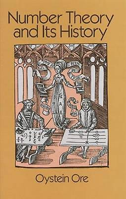 Number Theory and Its History (Dover Books on Mathematics), Good Condition Book,