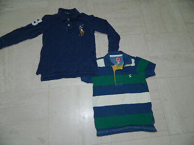 Boys Ralph Lauren Polo Shirt Bundle Age 5-6 Years