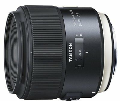 Tamron AFF012C-700 SP 35mm F/1.8 Di VC USD (model F012) For Canon