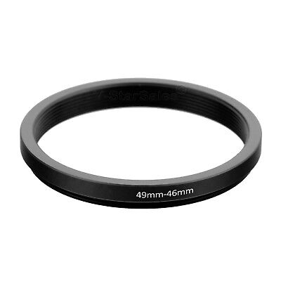 49-46mm Step-Down SLR Lens Metal Adapter Ring