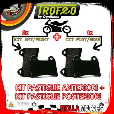 OEPADS-1547 KIT PASTIGLIE FRENO OE KAWASAKI ER-6N left/rear 650 2006-2015 [ANTER