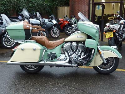 Indian Roadmaster  2017 Low Mileage 2900 Only