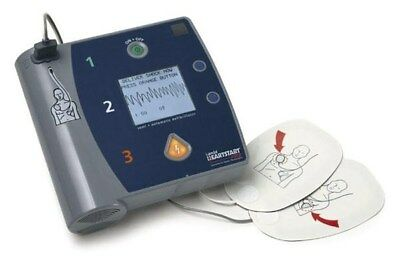 Laerdal FR2 AED with New Pads and Battery - Biomed Certified - Warranty!