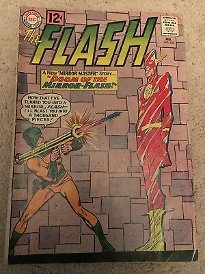 The Flash #126 (Feb 1962, DC)