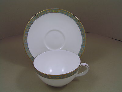 Royal Doulton Athens Cup And Saucer, H 4987.