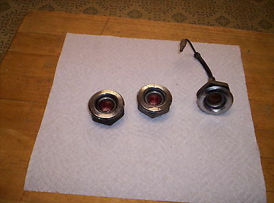 1968 Dodge Super Bee Coronet  Dart  A-body B-body side marker lights flat