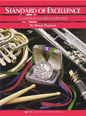 Bruce Pearson - Standard of Excellence (SOE) Book 1 / One - Trumpet / Cornet ...