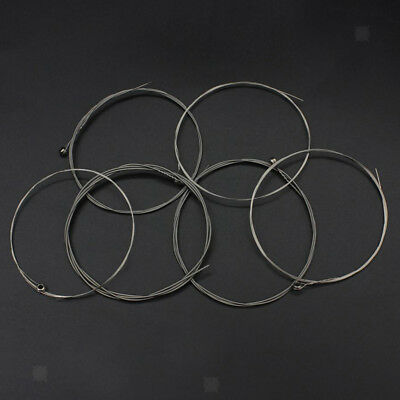 Full Size Guitar Strings Alloy 1st-6th Nickel Plated for Musical Instrument